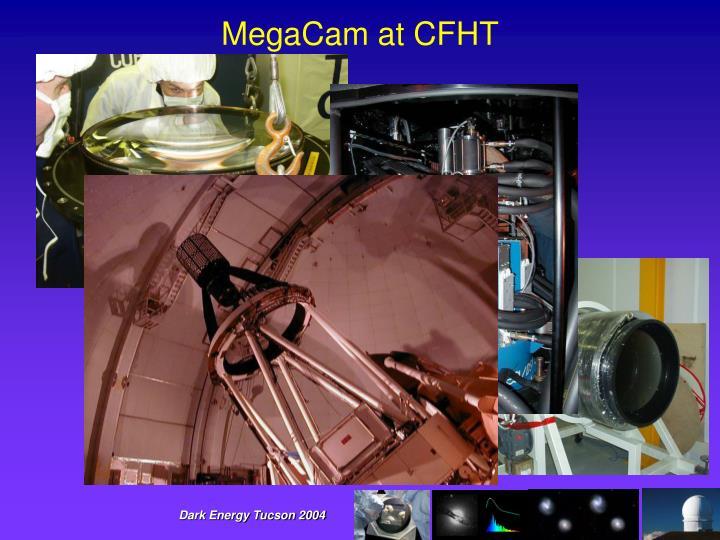 MegaCam at CFHT