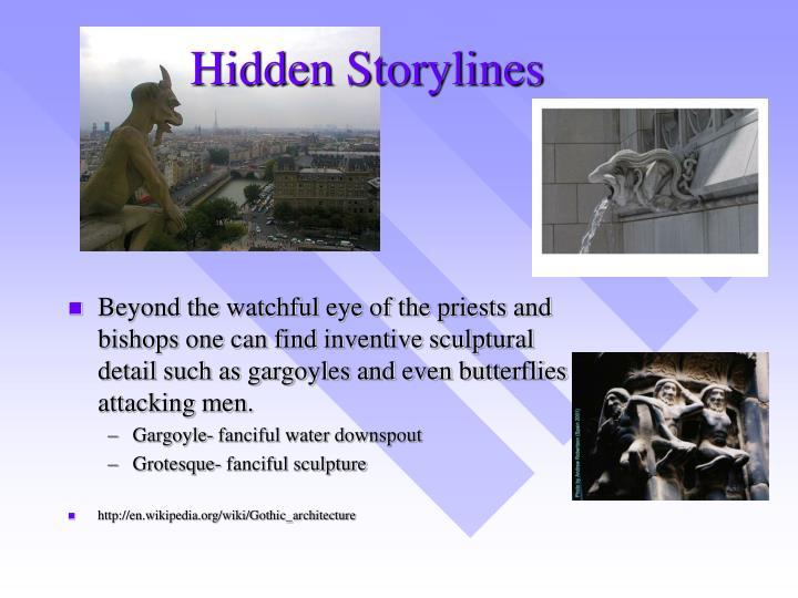 Hidden Storylines