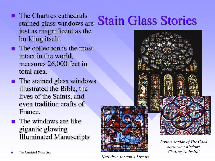 Stain Glass Stories