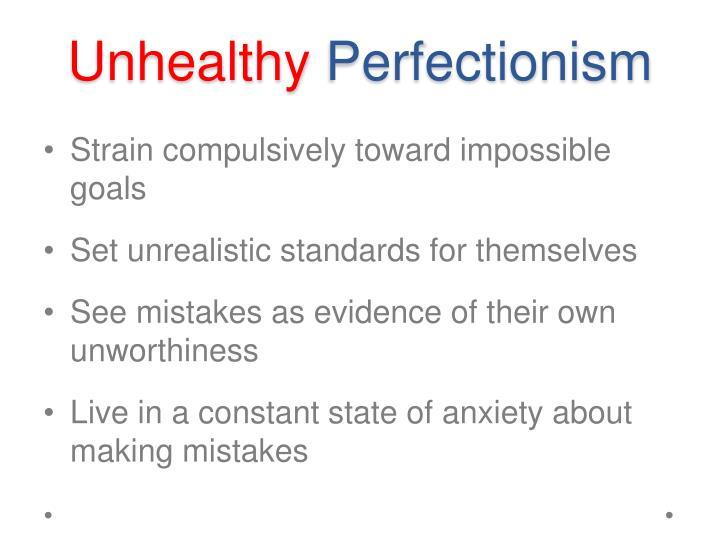 Unhealthy