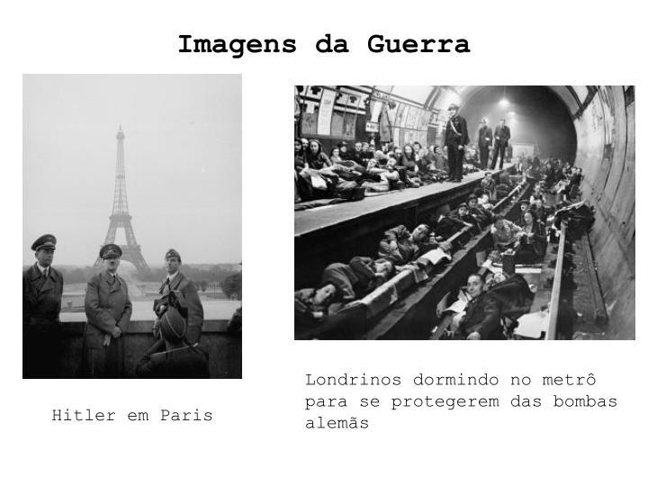 Imagens da Guerra