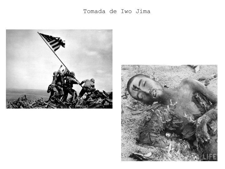 Tomada de Iwo Jima