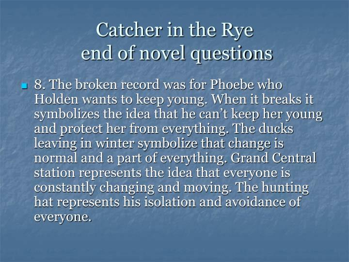 poems related to catcher and the rye Depression in j d salingers the catcher in the rye social issues in literature download theses, download theses mercredi 10 juin 2015 more references related to depression in j d.