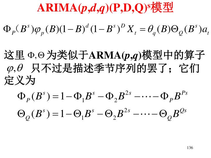 ARIMA(