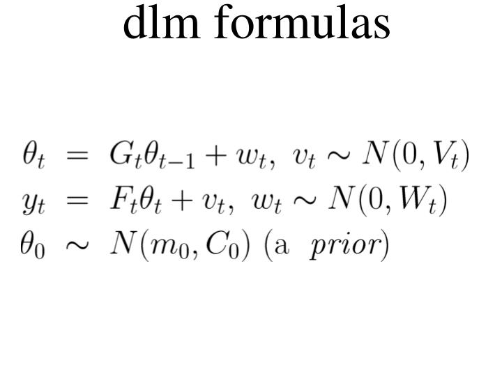 dlm formulas