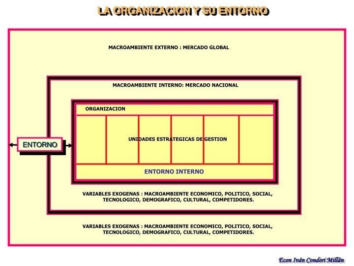 UNIDADES ESTRATEGICAS DE GESTION