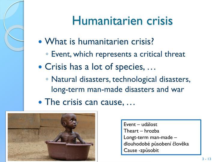 Humanitarien