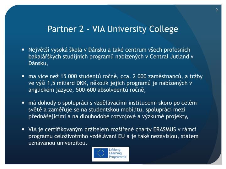 Partner 2 -