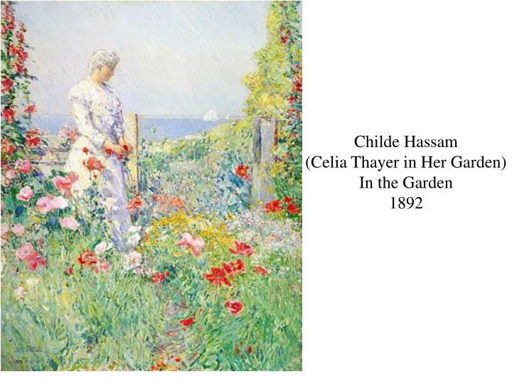 Childe Hassam