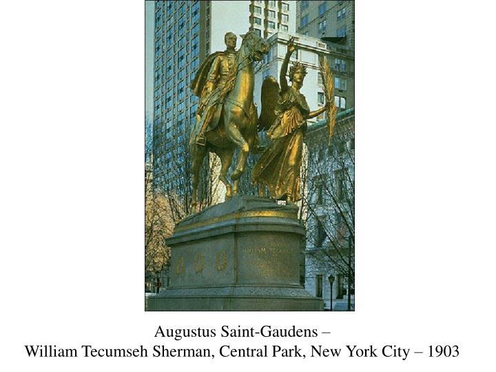 Augustus Saint-Gaudens –