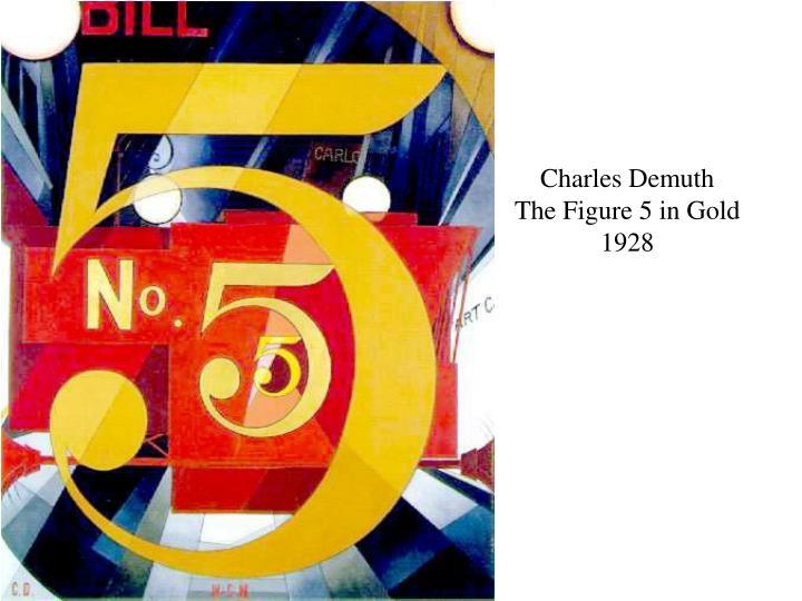 Charles Demuth