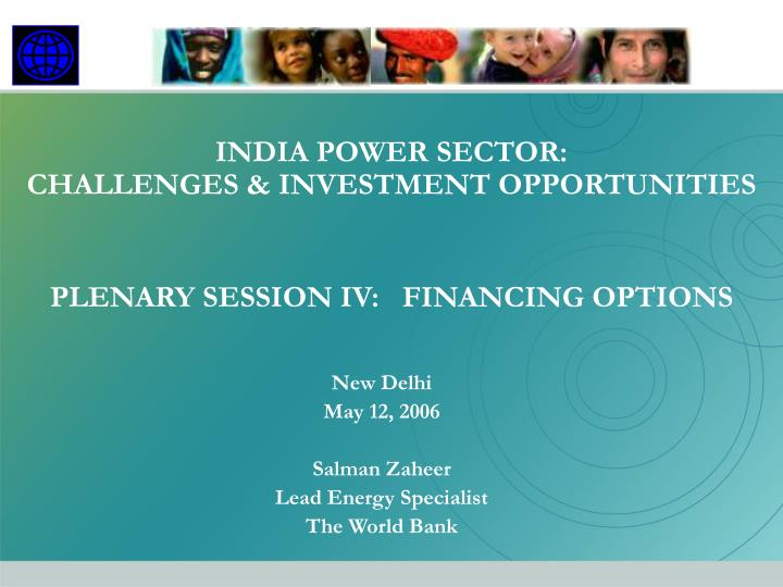 India power sector challenges investment opportunities