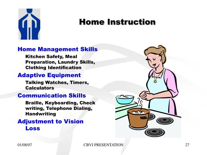 Home Instruction