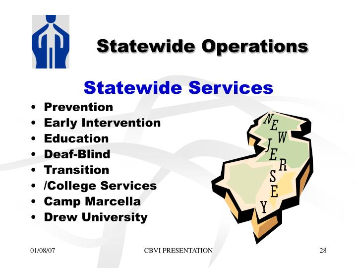Statewide Operations