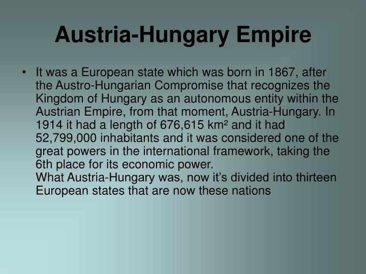 Austria-Hungary Empire