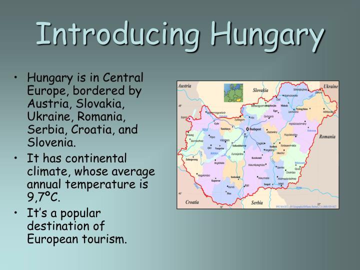 Introducing Hungary