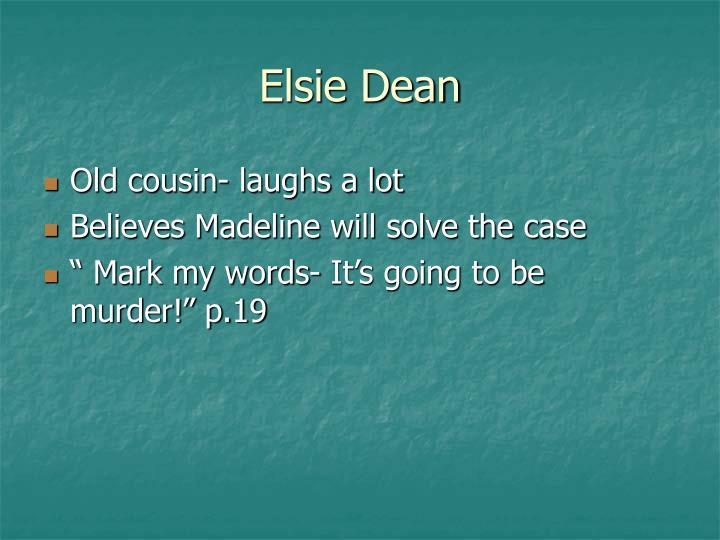 Elsie Dean
