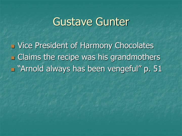 Gustave Gunter