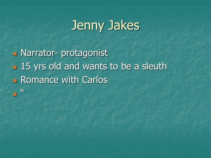 Jenny Jakes
