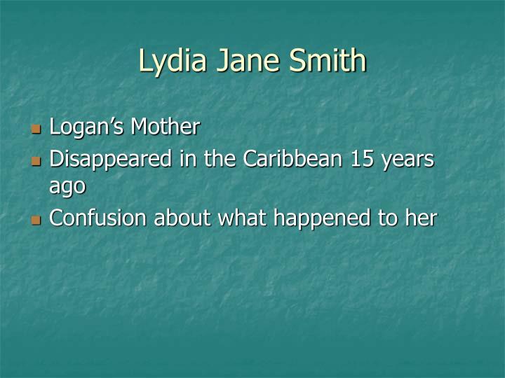 Lydia Jane Smith
