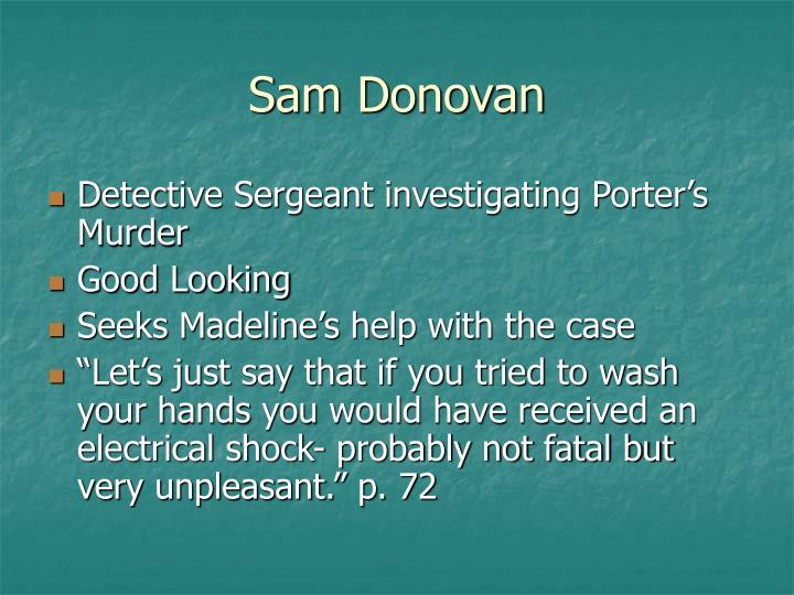 Sam Donovan