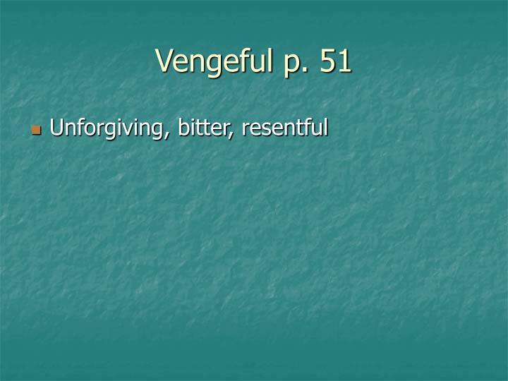 Vengeful p. 51