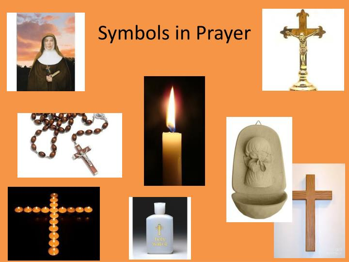 Symbols in Prayer