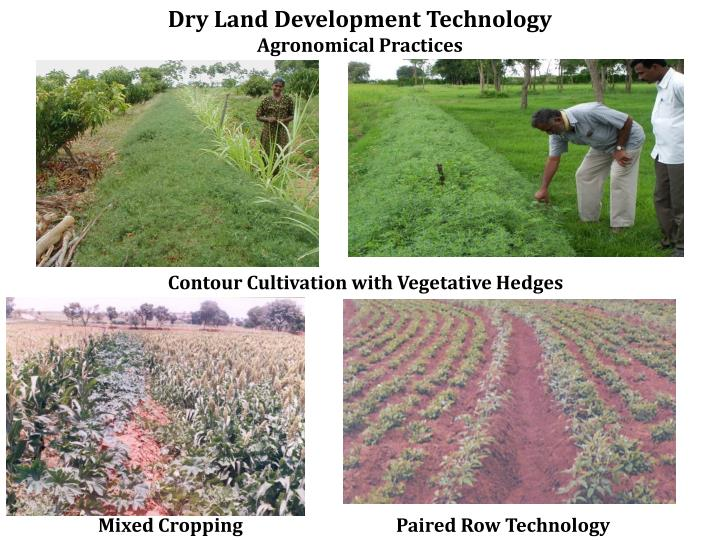Dry Land Development Technology