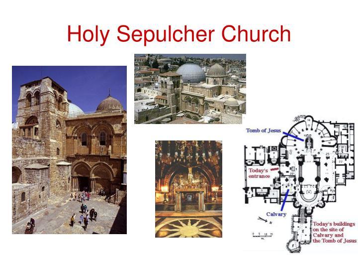 Holy Sepulcher Church