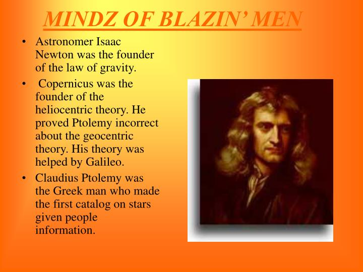 MINDZ OF BLAZIN' MEN