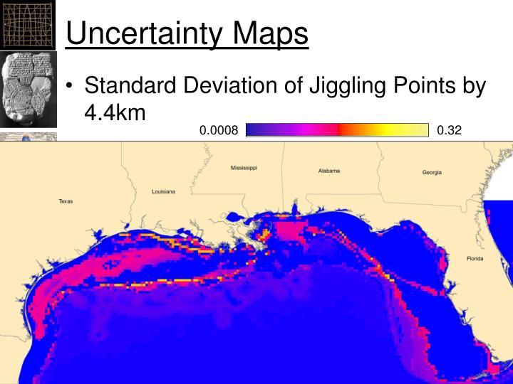Uncertainty Maps