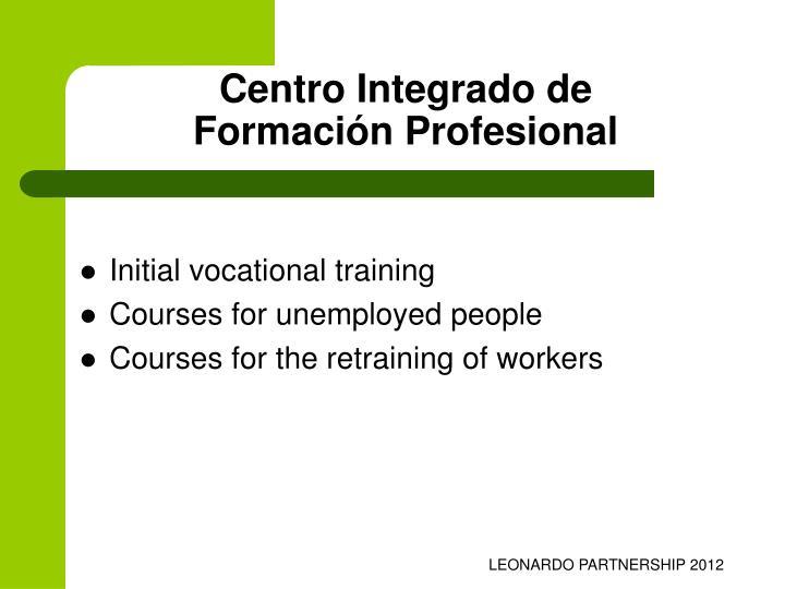 Centro Integrado de