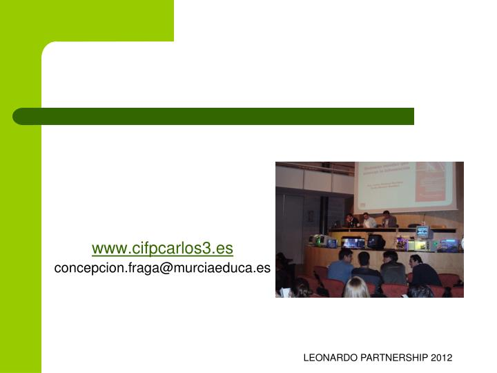 www.cifpcarlos3.es
