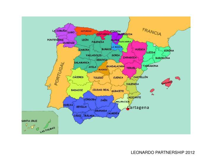 LEONARDO PARTNERSHIP 2012
