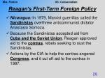 reagan s first term foreign policy3