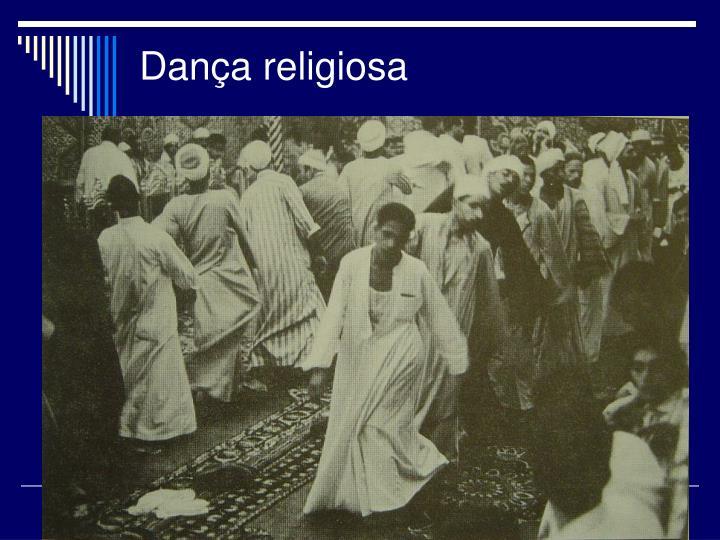Dança religiosa