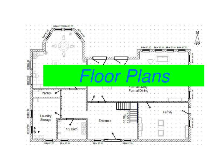 Ppt floor plans powerpoint presentation id 5557318 for Floor plans presentation