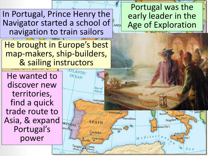 the age of exploration overview The renaissance, reformation, and age of reformation, and age of exploration contents a overview b top 10 people c top 10 events d essay e top dog.