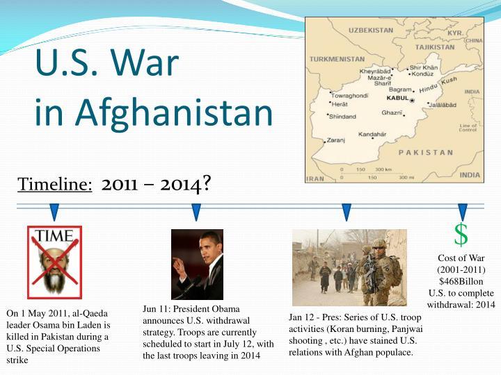 U.S. War