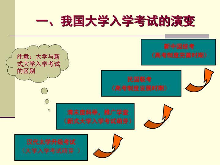新中国统考