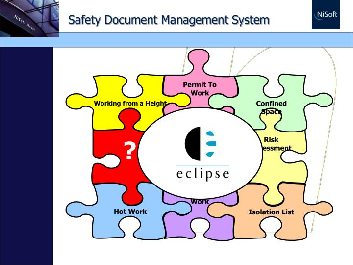 Ppt Safety Document Management System Integration With