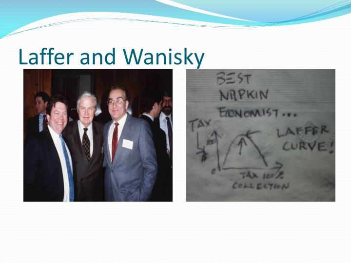 Laffer and Wanisky