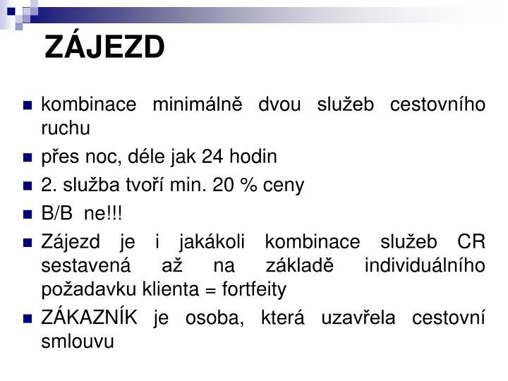 ZÁJEZD