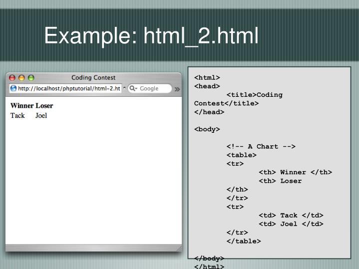 Example: html_2.html