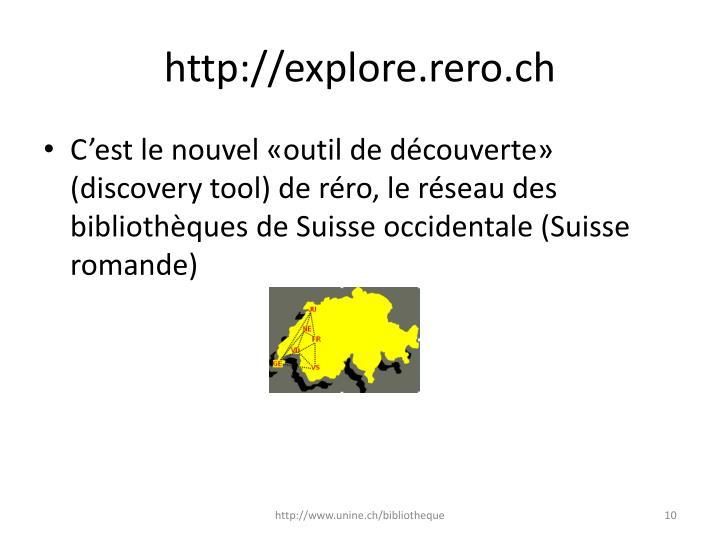 http://explore.rero.ch