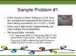 sample problem 11