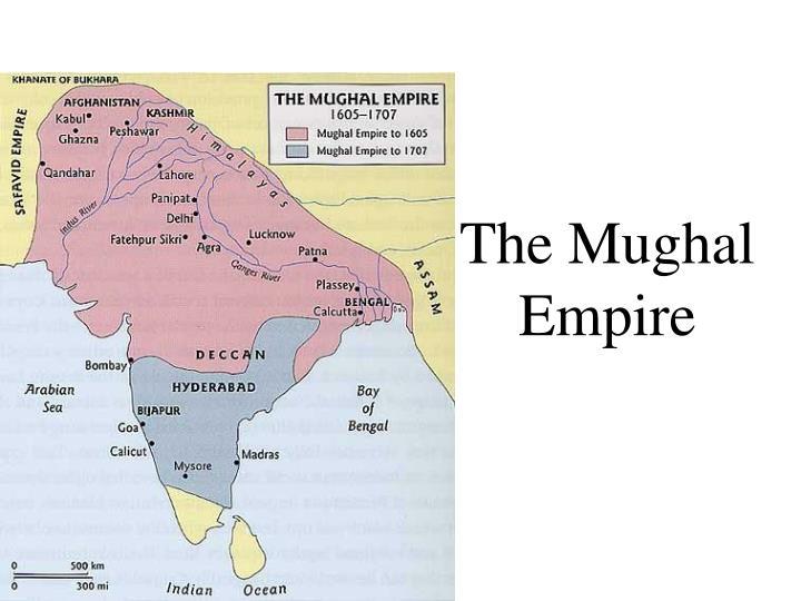 The Mughal