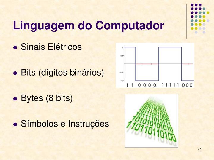 Linguagem do Computador