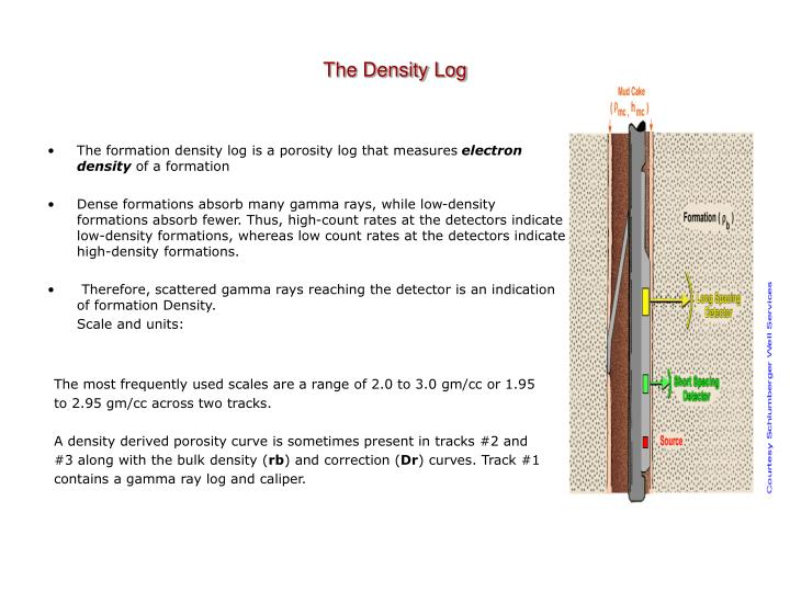The Density Log