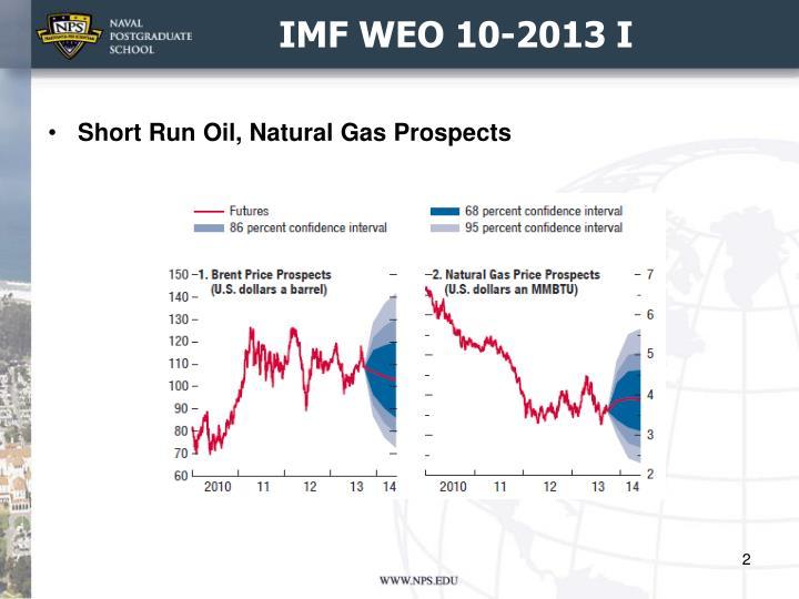 IMF WEO 10-2013 I